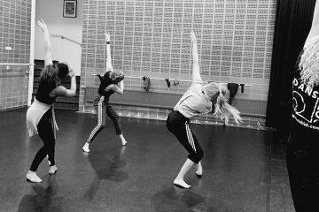 Danstraining DansBlok