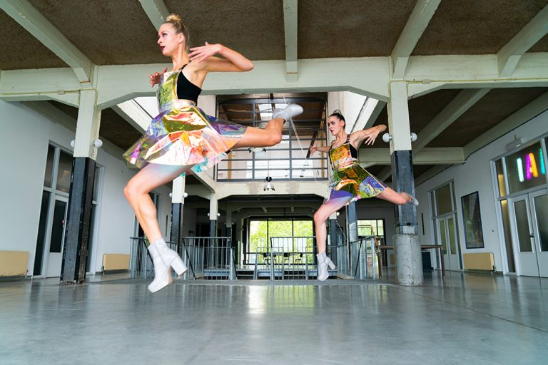 ECHO - Rosa Allessie en Wies Berkhout ©Sjoerd Derine