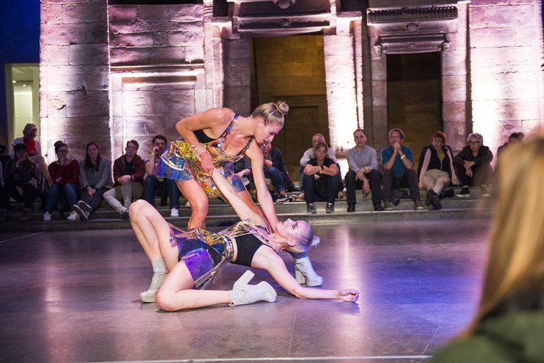 ECHO - Rosa Allessie en Wies Berkhout @ RMO ©Sjoerd Derine