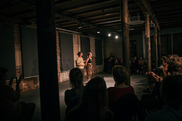 N.O.I. - Dieuwertje Spek en Loris Casalino @ Scheltema ©Kim Doeleman