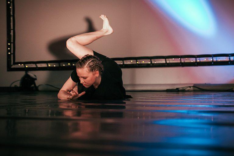 DansBlok @ Red Carpet Lounge - INVENTA - Dieuwertje Spek ©Kim Doeleman