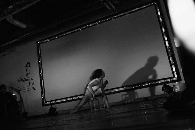 DansBlok @ Red Carpet Lounge - Solitude's paradox - Robin Werdler ©Kim Doeleman