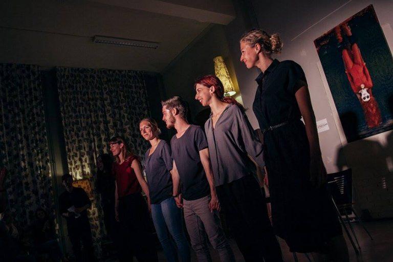 DansBlok @ Cafe Leidse Lente - Applaus ©Kim Doeleman