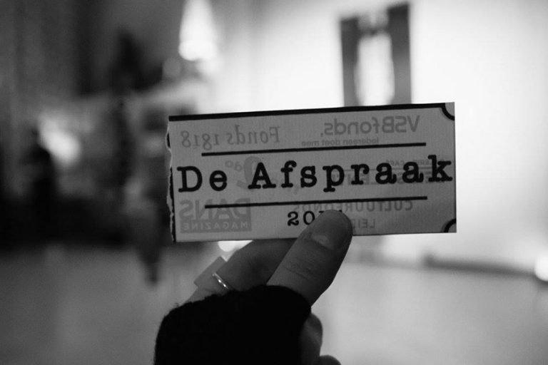 DansBlok @ Cafe Leidse Lente - De Afspraak ©Kim Doeleman