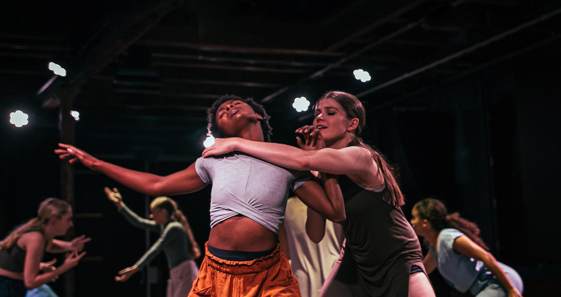 DansTALENT Header bijgesneden 2 verkleind – FREEDOM is a state of mind @ Scheltema ©Kim Doeleman