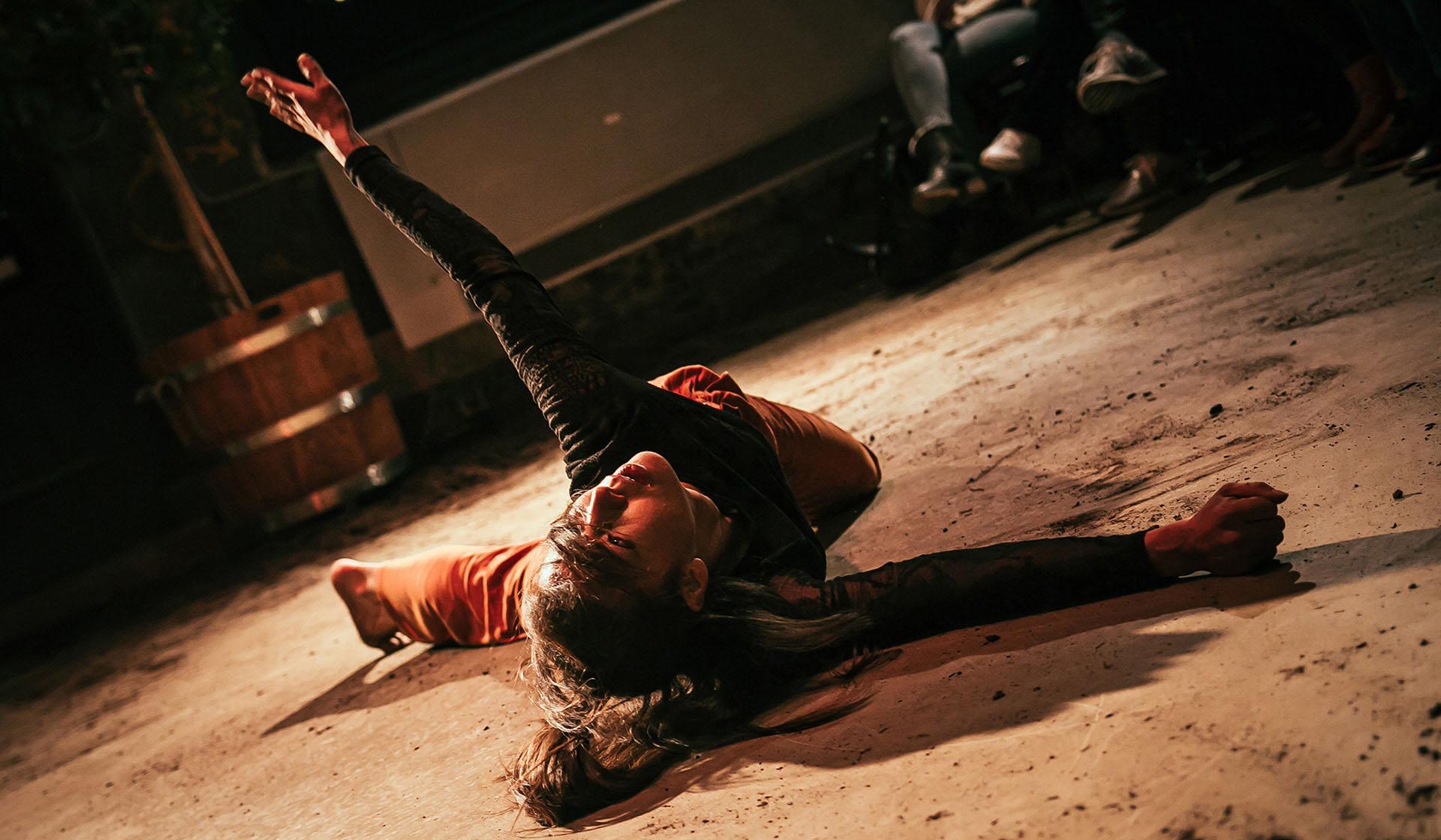 Events Header verkleind – Mana Órite – Isabelle Nelson @ Scheltema ©Kim Doeleman