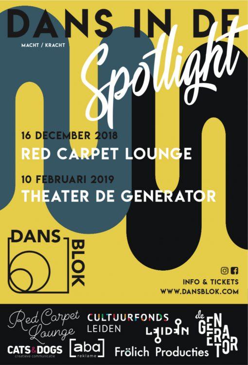 DansBlok @ Red Carpet Lounge poster